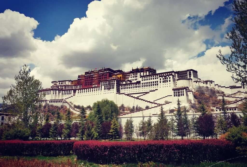 10-Day Ganden to Samye Trek Private Tour. Day 3_Potala Palace