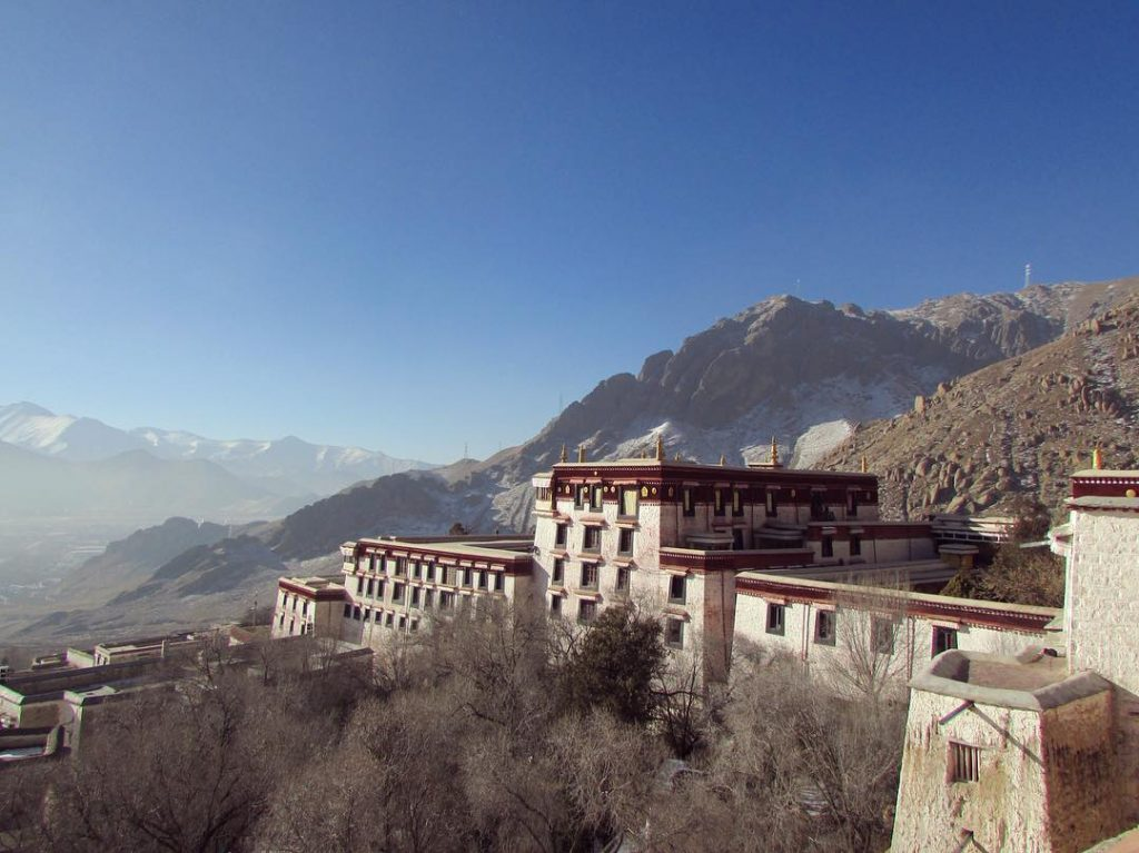 10-Day Everest Base Camp and Namtso Lake Private Tour. Day 2_Sera Monastery