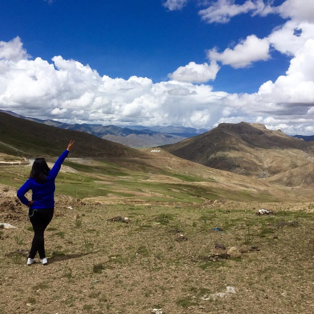 10-Day Everest Base Camp and Namtso Lake Private Tour. Day 4_Gyatso la pass
