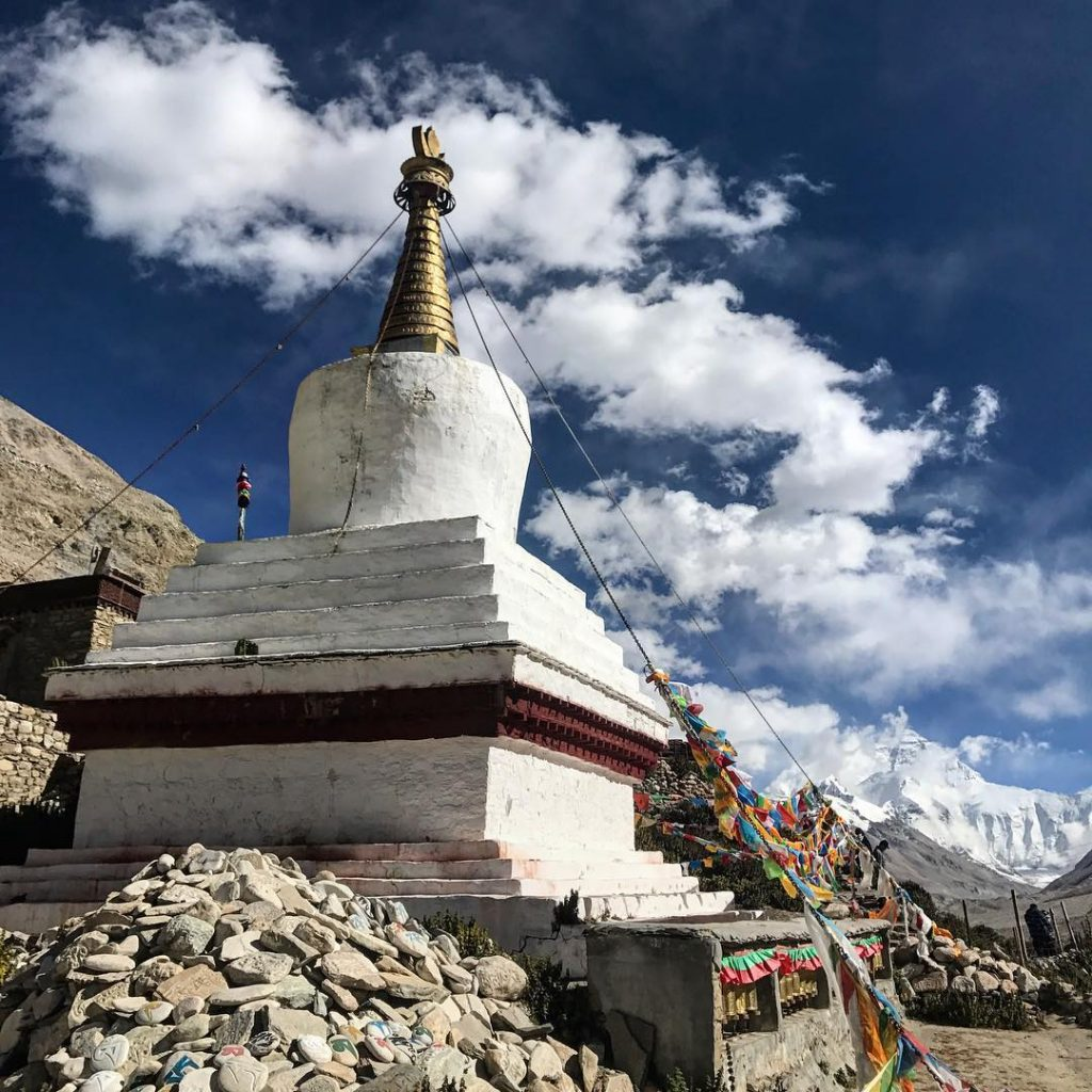 10-Day Everest Base Camp and Namtso Lake Private Tour. Day 6_Rongbuk Monastery2