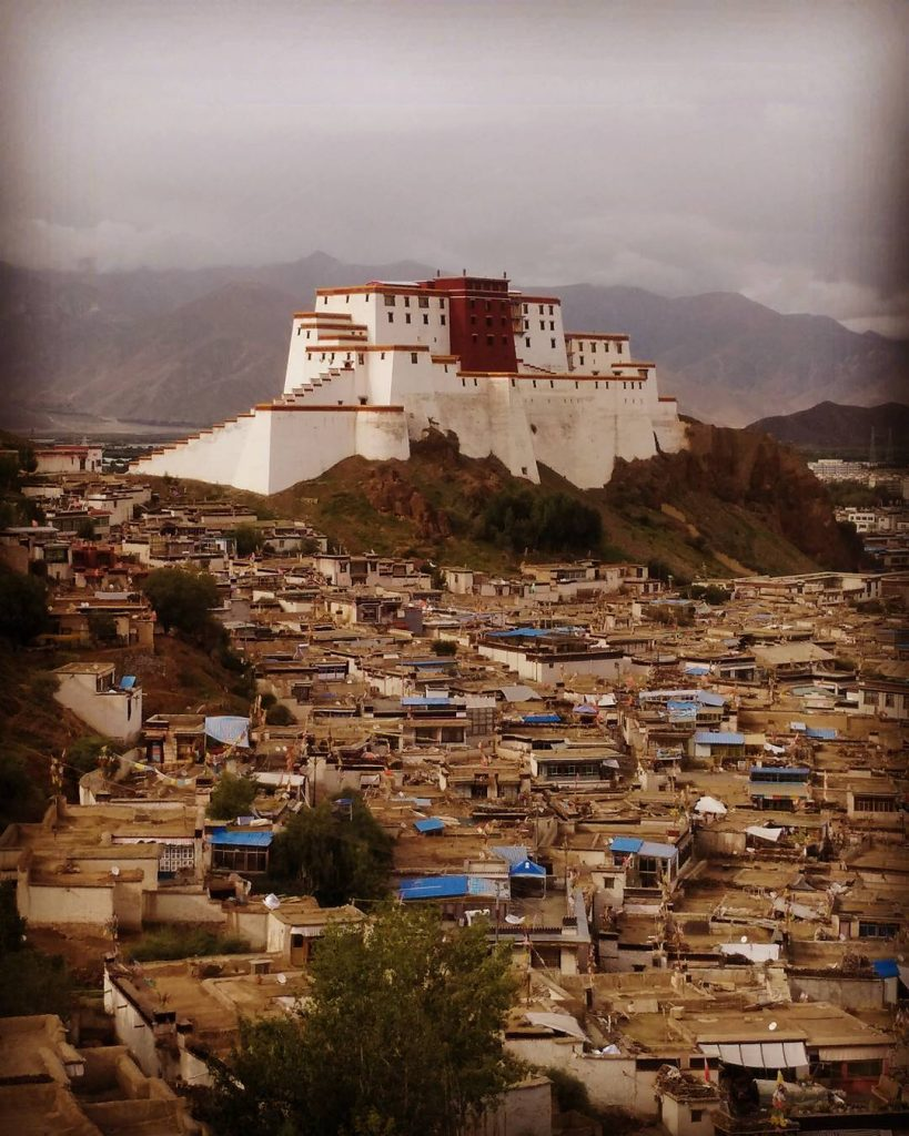 10 Days Lhasa to Tibet Everest Base Camp and Namtso Lake Group Tour. Day 7_Shigatse