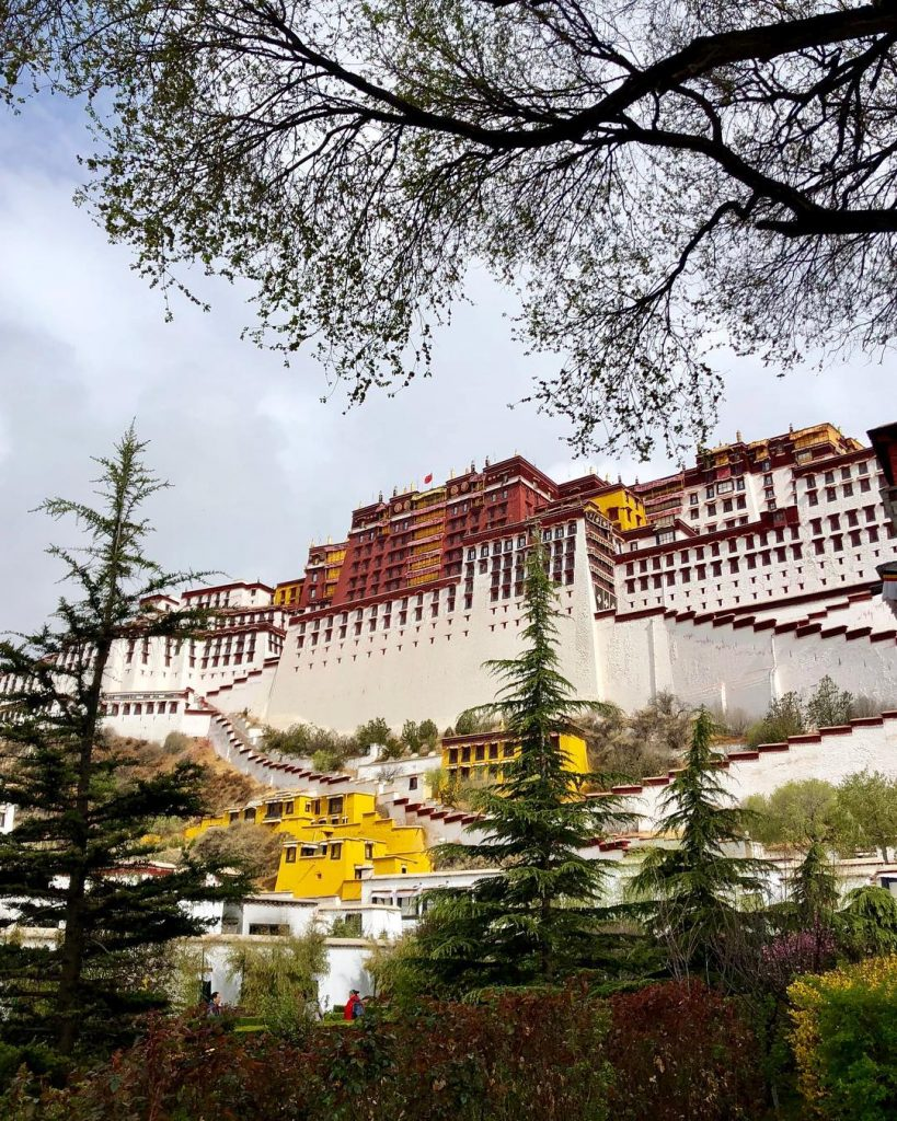 11-Day Yarlung Valley Private Tour. Day 3_Potala Palace2