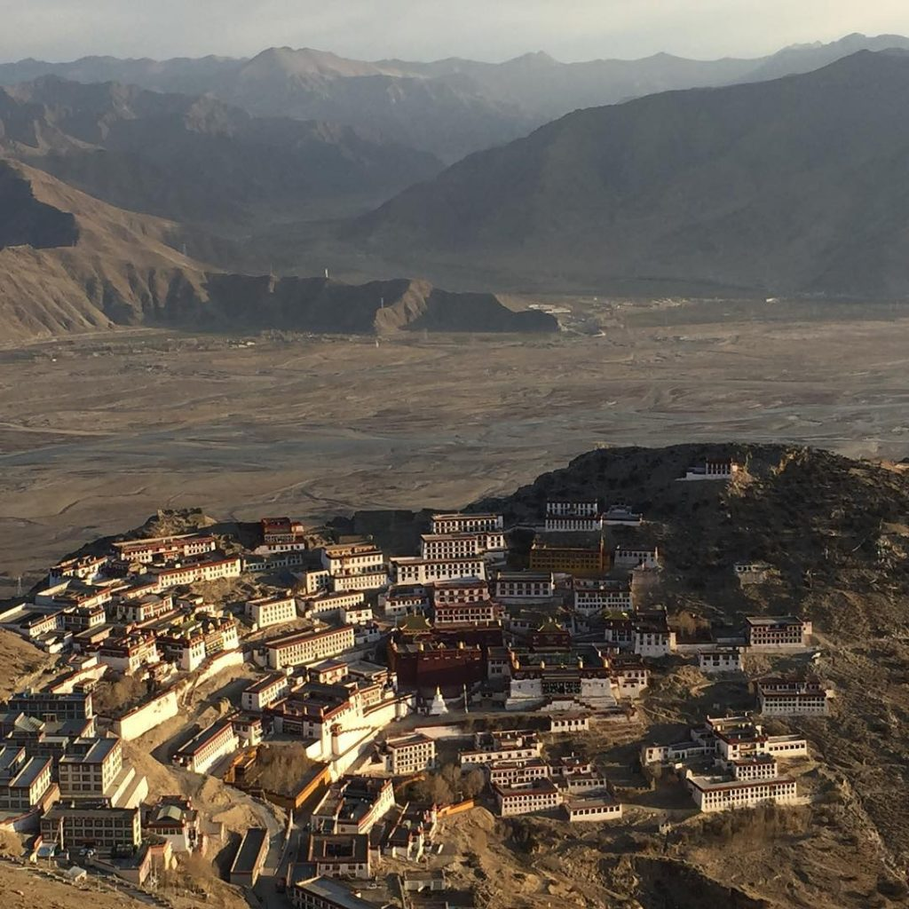 11-Day Yarlung Valley Private Tour. Day 4_Ganden Monastery
