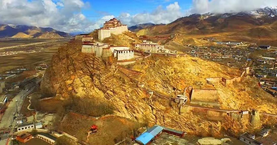 11-Day Yarlung Valley Private Tour. Day 8_Gyantse