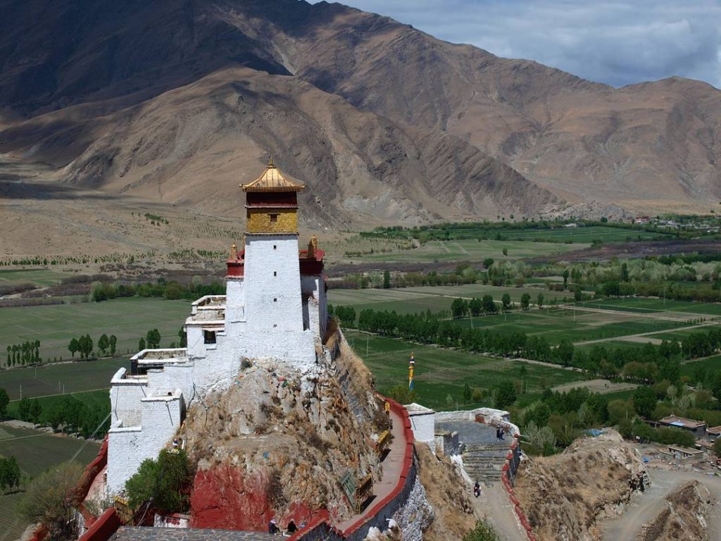 11-Day Yarlung Valley Private Tour. Day 9_Yumbulagang