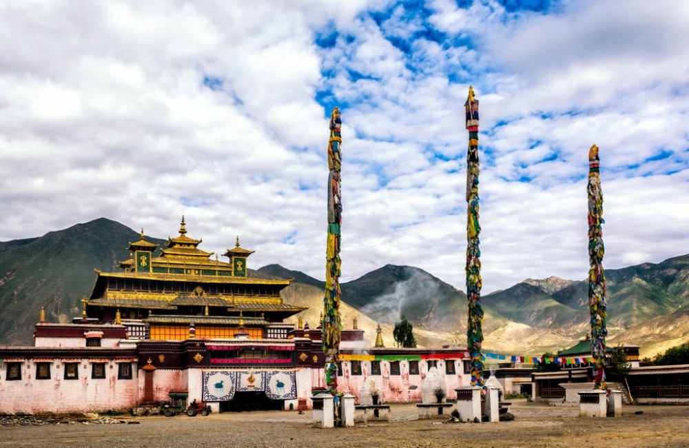 12D11N Ganden Samye Eastern Tibet Private Tour. Day 11_Samye Monastery