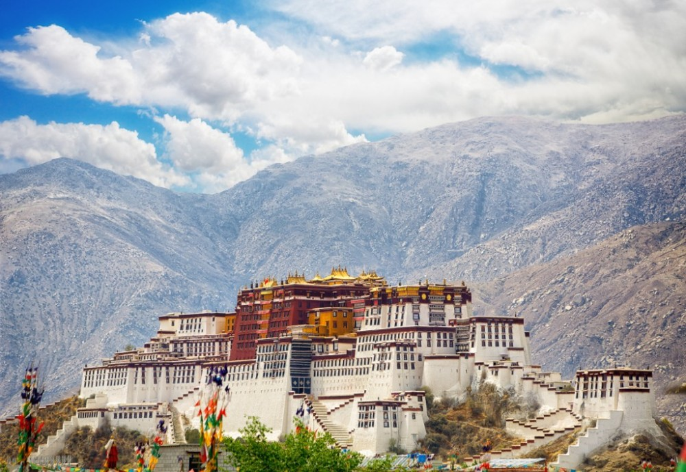 12D11N Ganden Samye Eastern Tibet Private Tour. Day 3_Potala Palace