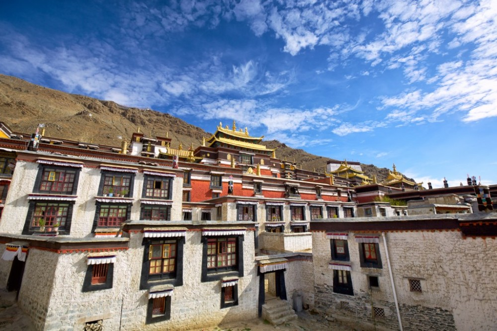 13D12N Mount Everest, Cho Oyu, Shishapangma Private Tour. Day 6_Tashilhunpo Monastery