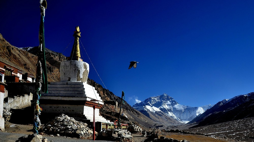 13D12N Mount Everest, Cho Oyu, Shishapangma Private Tour. Day 8_Rongbuk Monastery