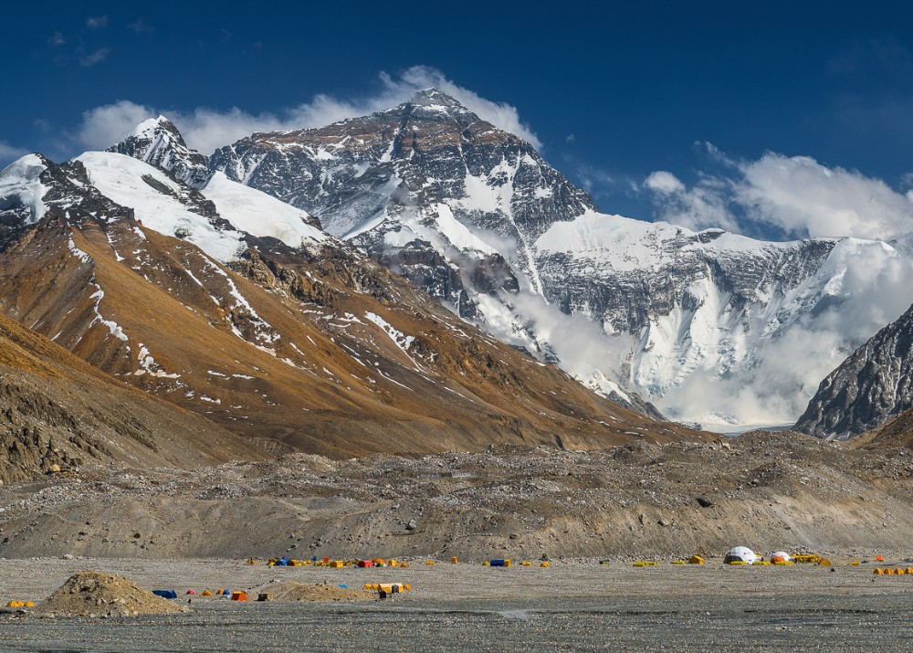 13D12N Mount Everest, Cho Oyu, Shishapangma Private Tour. Day 9_Mount Everest Base Camp