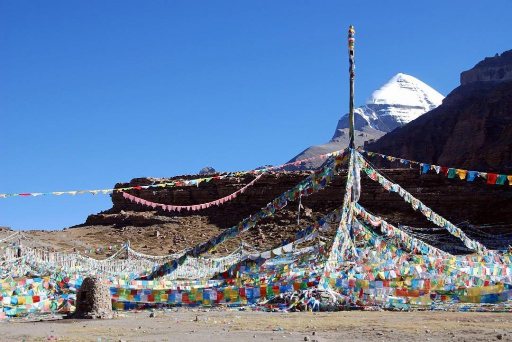 15-Day Lhasa, Everest Base Camp, Mt. Kailash, Kathmandu Private Tour. Day 9_Mount Kailash