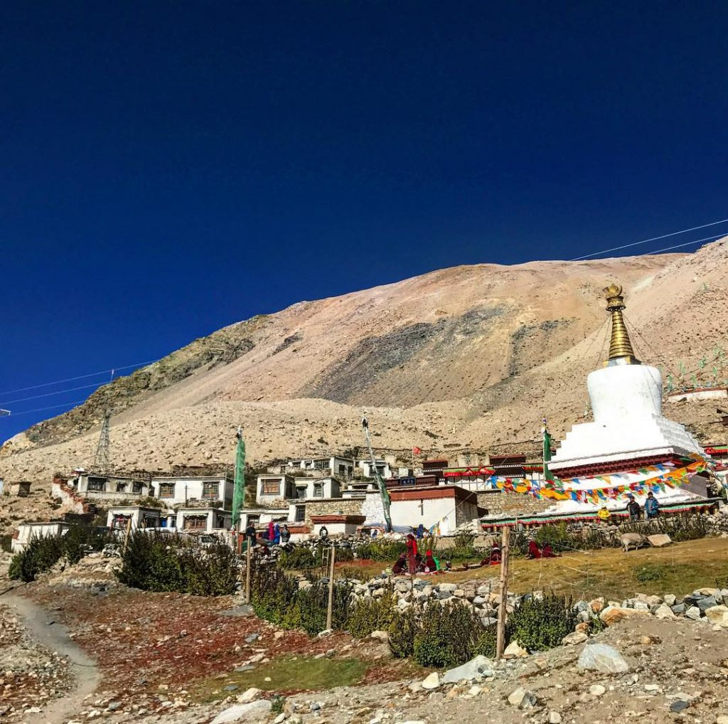 15-Day Lhasa, Everest Base Camp, Mt. Kailash, Kathmandu Private Tour. Day 7_Rongbuk Monastery