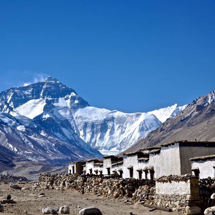 15 Days Mount Kailash and Lake Mansarovar Group Tour. Day 12_Everest base camp