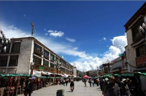 16D15N Lhasa to Xinjiang Western Tibet Private Tour Day 2_Barkhor