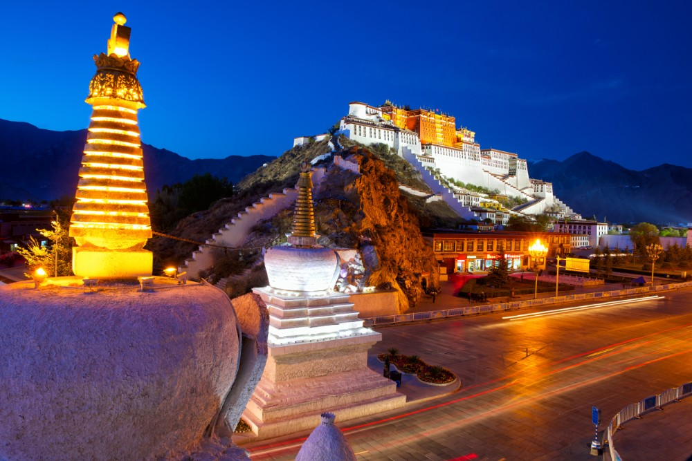 16D15N Lhasa to Xinjiang Western Tibet Private Tour Day 3_Potala Palace