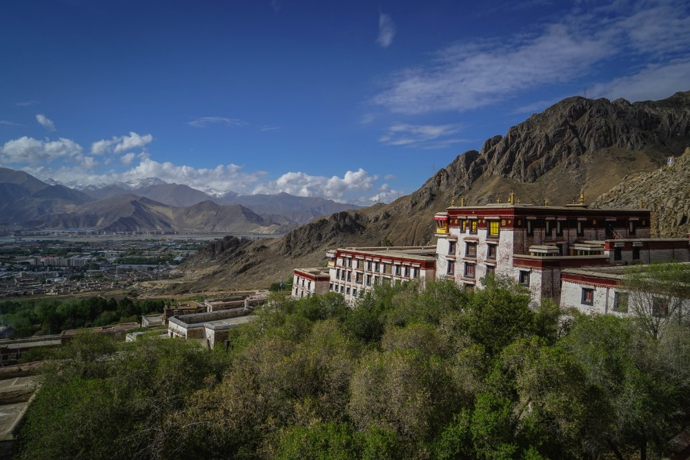 16D15N Lhasa to Xinjiang Western Tibet Private Tour Day 4_Drepung Monastery