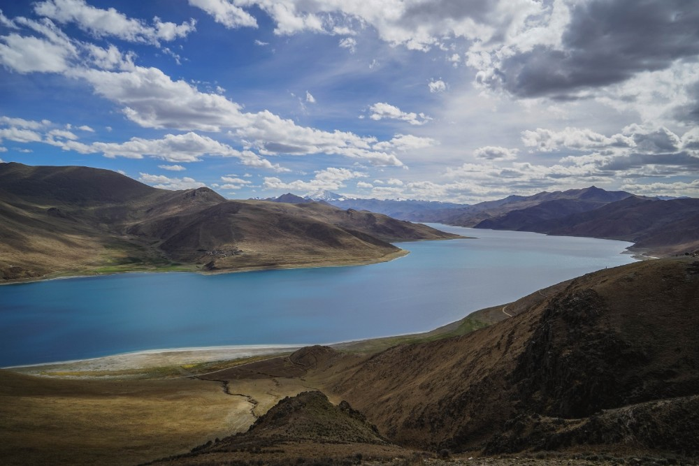 16D15N Lhasa to Xinjiang Western Tibet Private Tour Day 5_Yamdrok Lake
