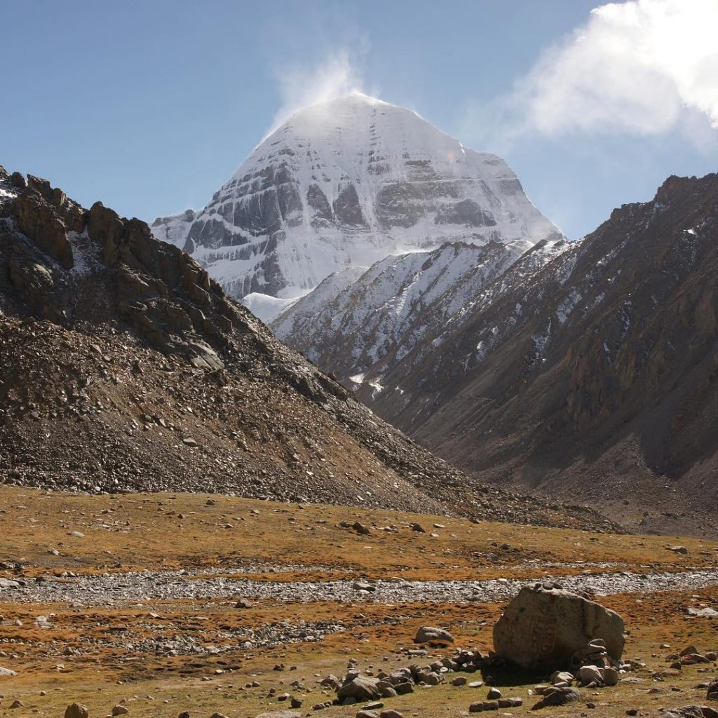17 Days Everest Base Camp, Guge Kingdom, Mt. Kailash Group Tour. Day 9_Mount Kailash