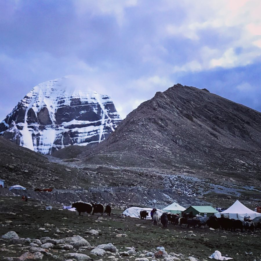 19-Day Mount Kailash, Guge Kingdom, Mount Everest Private Tour. Day 10_Dirapuk