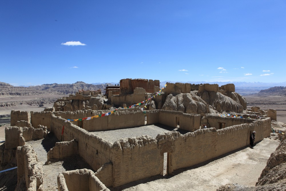 19D18N Tibet Plateau Changthang Crossing Private Tour. Day 10_Ruins in Guge