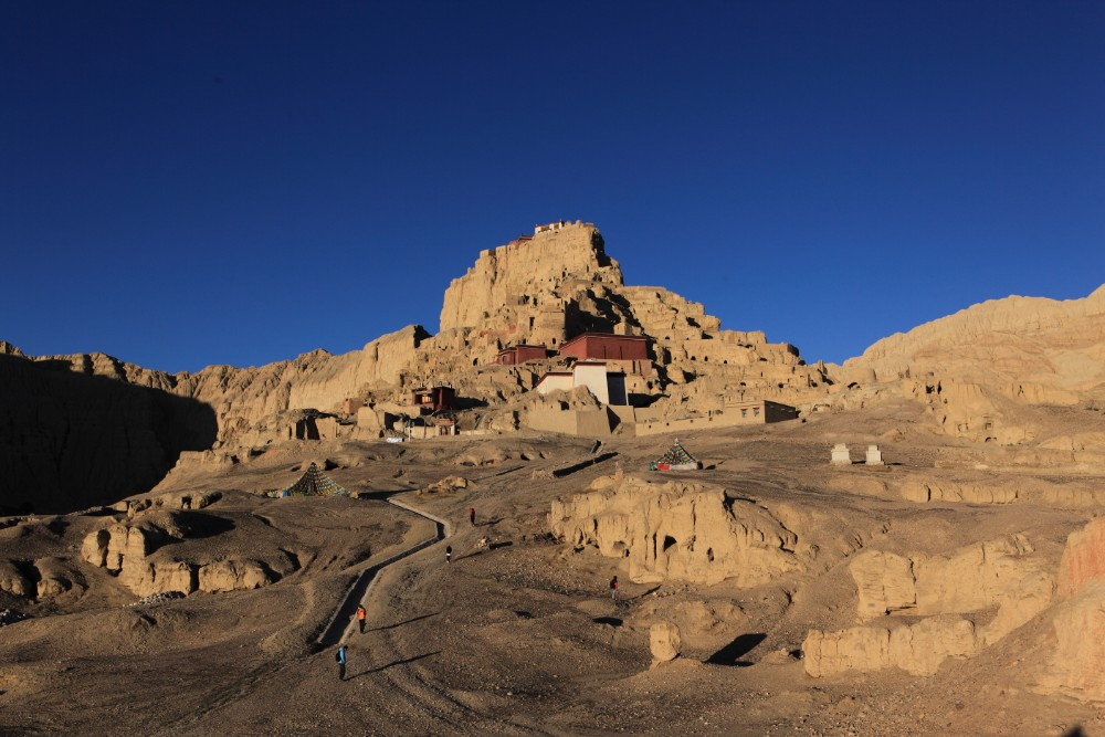 19D18N Tibet Plateau Changthang Crossing Private Tour. Day 11_Guge Kingdom