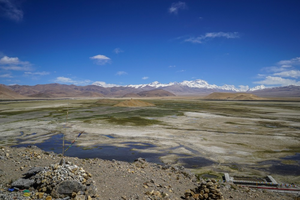 19D18N Tibet Plateau Changthang Crossing Private Tour. Day 12_tibet plains
