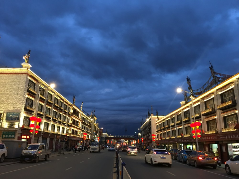 19D18N Tibet Plateau Changthang Crossing Private Tour. Day 18_lhasa old streets