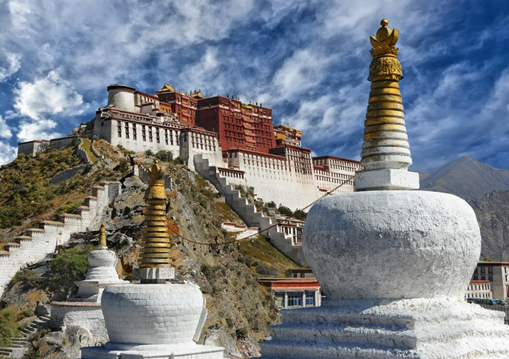 19D18N Tibet Plateau Changthang Crossing Private Tour. Day 3_Potala Palace