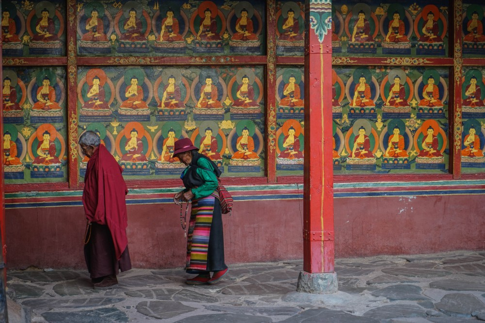 19D18N Tibet Plateau Changthang Crossing Private Tour. Day 6_tashilhunpo