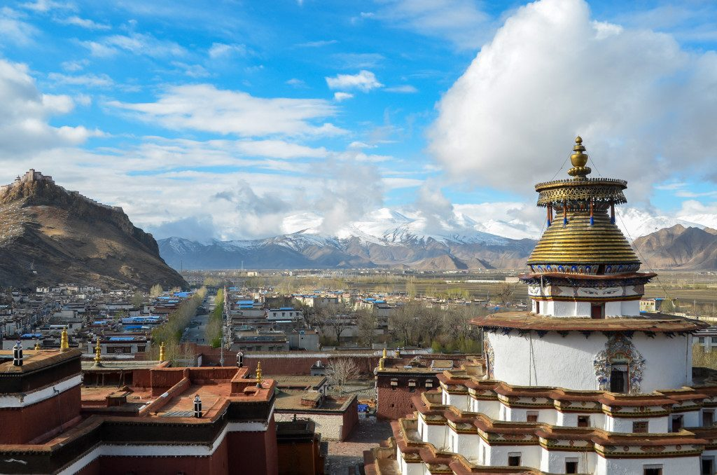 5-Day Lhasa City and Yamdrok Lake Private Tour. Lhasa City