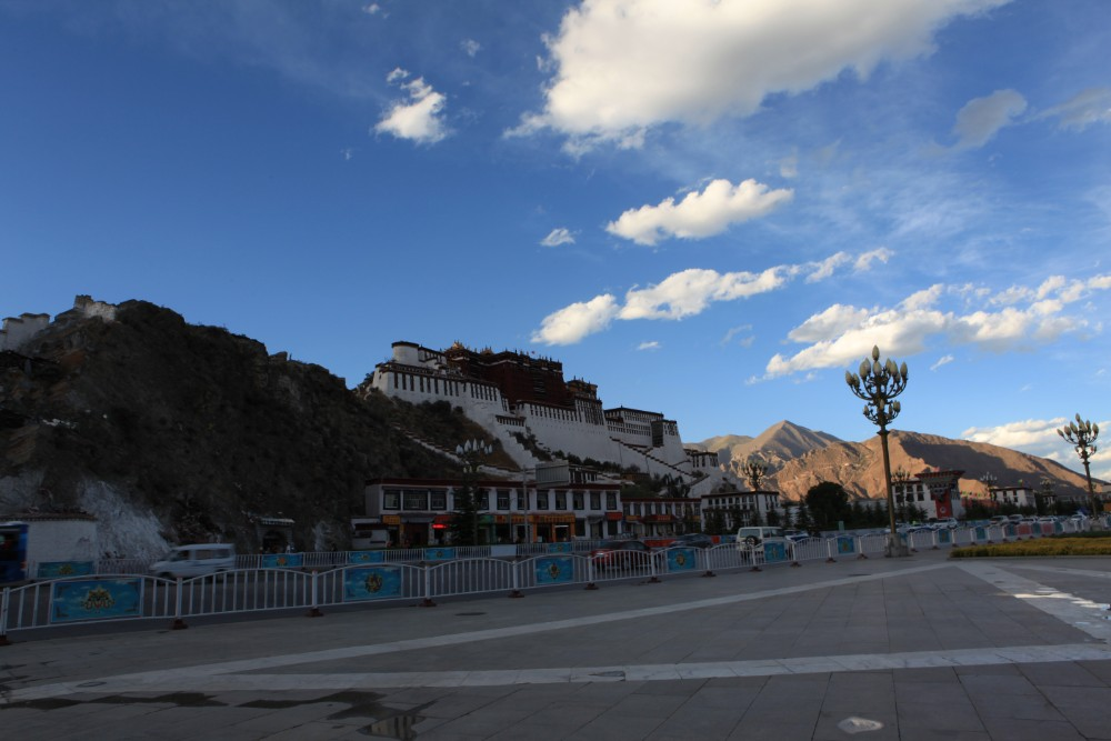 6D5N Lhasa Yamdrok Lake Gyantse Shigatse Private Tour. Day 3_Potala palace