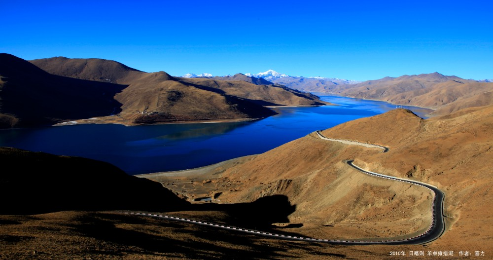 6D5N Lhasa Yamdrok Lake Gyantse Shigatse Private Tour. Day 4_Yamdrok lake