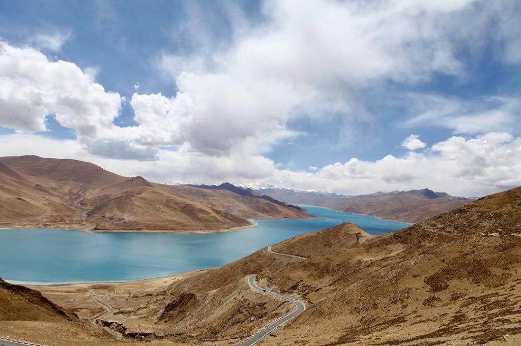 7-Day Lhasa, Yamdrok Lake, Gyantse, Shigatse Private Tour. Day 4_Yamdrok Lake