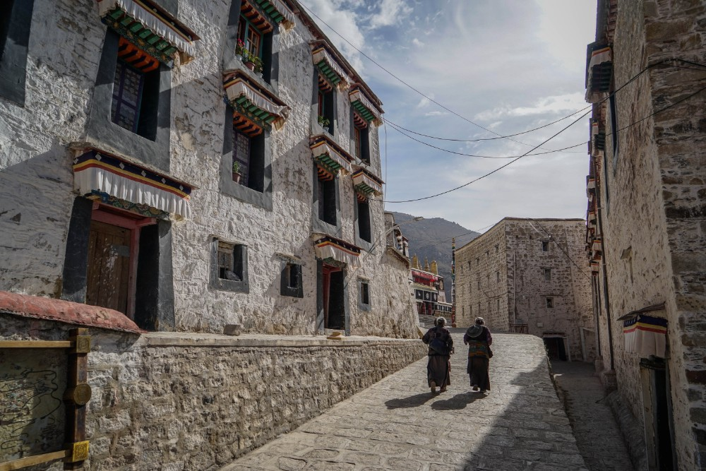 7D6N Lhasa Monasteries and Samye Private Tour. Day 4_Drepung monastery