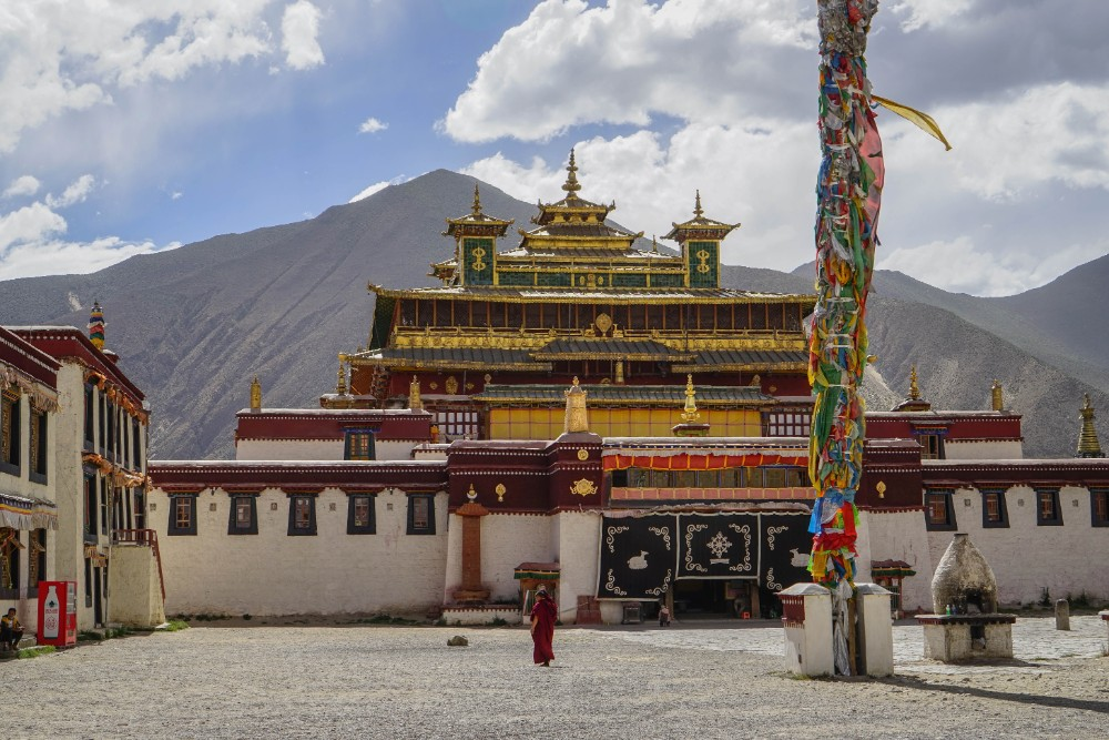 7D6N Lhasa Monasteries and Samye Private Tour. Day 6_Samye monastery