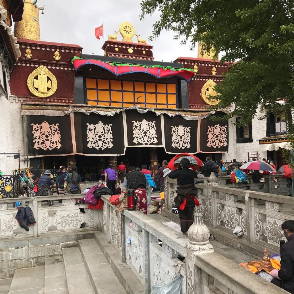 8-Day Central Tibet and Namtso Lake Private Tour. Day 2_Jokhang Temple