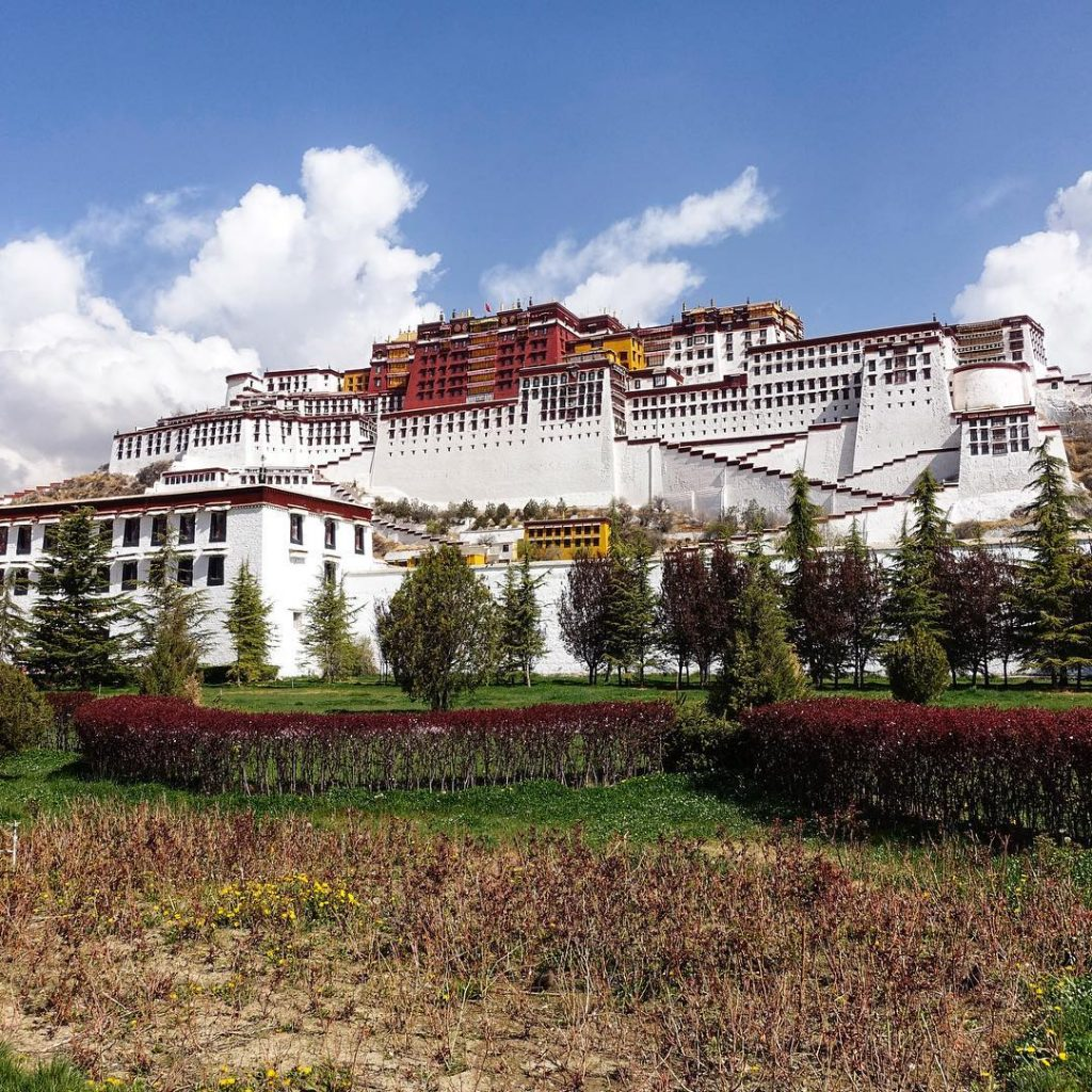 8-Day Lhasa to Everest Base Camp to Kathmandu Private Tour. Day 3_Potala Palace