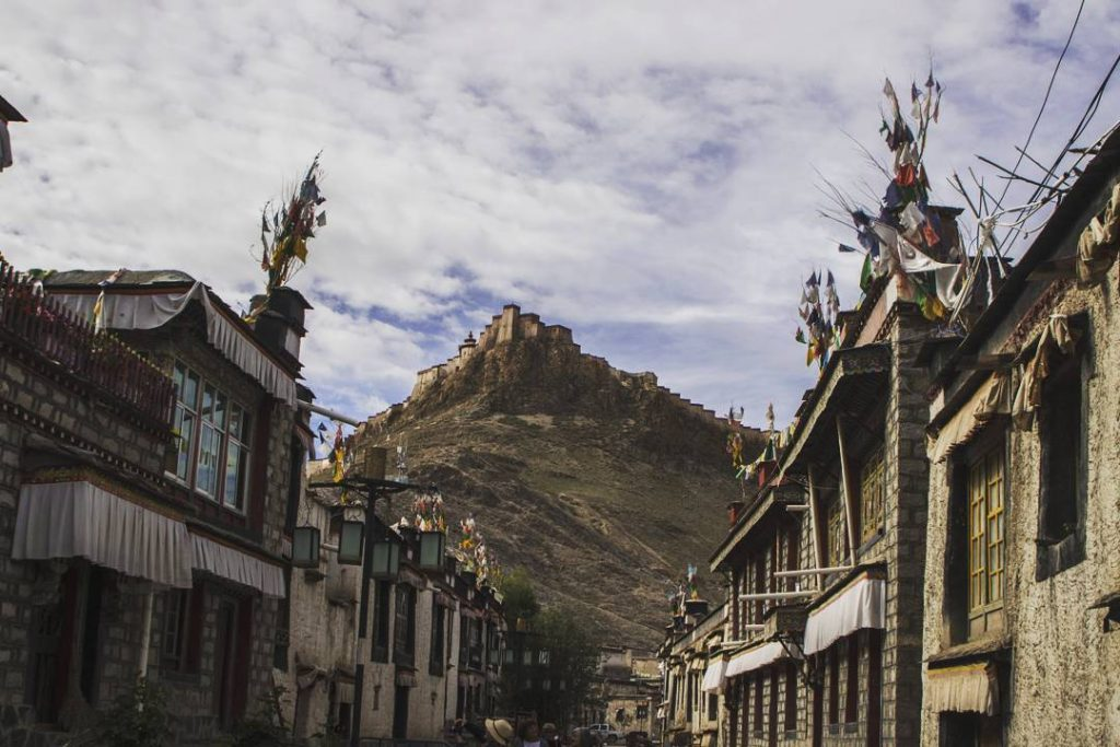 8-Day Lhasa to Everest Base Camp to Kathmandu Private Tour. Day 5_Tashi Lhunpo