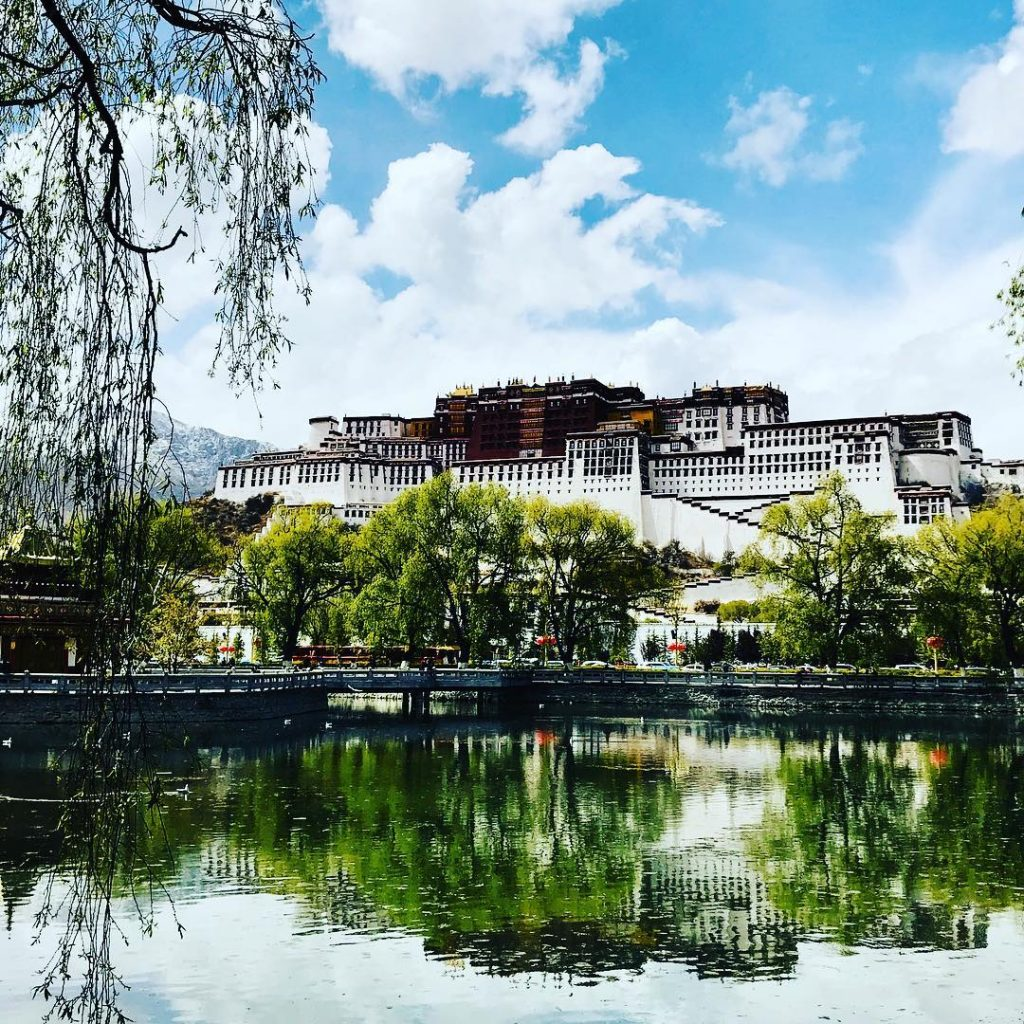 8 Days Lhasa to EBC, Tingri, Gyirong and Kathmandu Group Tour Day 3_Potala Palace2
