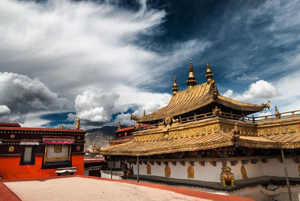 8 Days Lhasa to EBC, Tingri, Gyirong and Kathmandu Group TourDay 2_Jokhang Temple