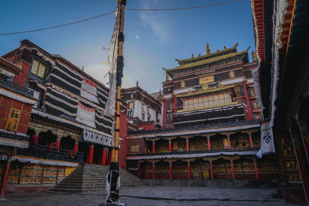 8D7N Tibet Birdwatching and Everest Base Camp Private Tour. Day 7_Tashilhunpo monastery