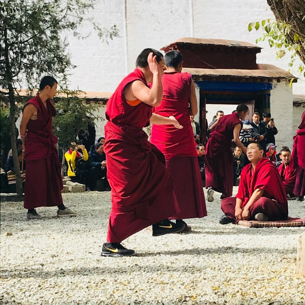 9-Day Lhasa to Everest Base Camp to Lhasa Private Tour. Day 2_Sera Monastery