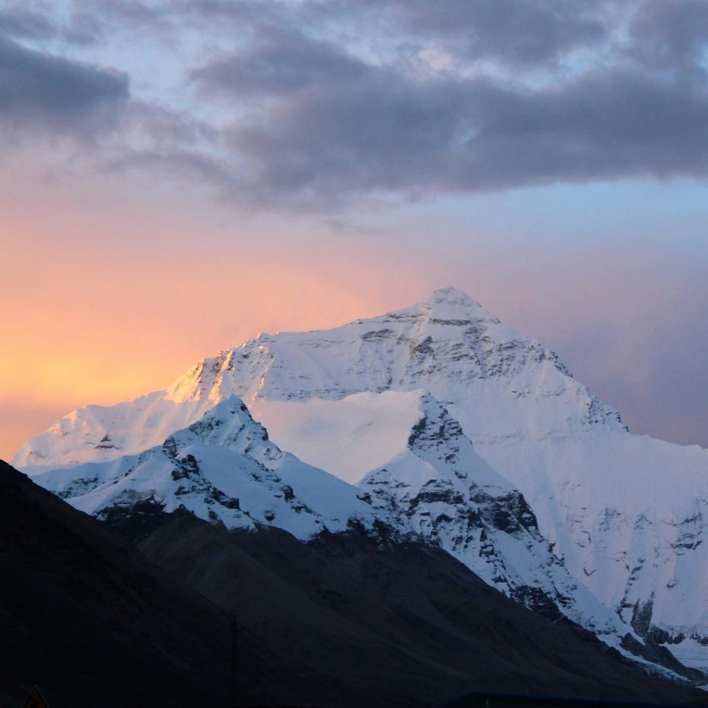 9-Day Lhasa to Everest Base Camp to Lhasa Private Tour. Day 7_Everest base camp sunrise