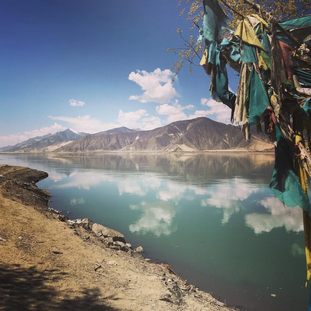 9-Day Lhasa to Everest Base Camp to Lhasa Private Tour. Day 8_Yarlung River